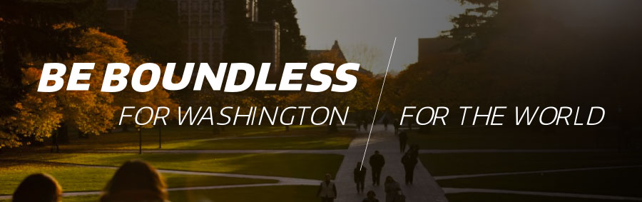Be Boundless for Washington, for the world