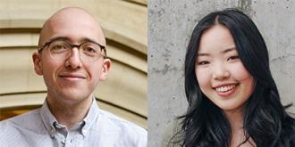 Ethan Anderson and Joycie Yu