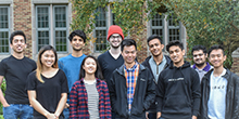 Dubstech student group wins this year's Husky Impact Award