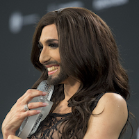 Conchita Wurst, 2014 winner