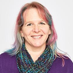 Professor Wanda Pratt