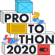 Protothon event logo