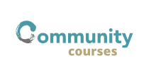Community Courses Logo