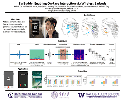 Poster: EarBuddy
