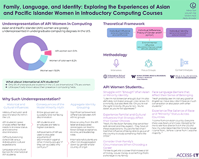 Poster: Family, Language, and Identity