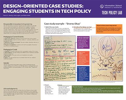 Poster: Design-Oriented Case Studies