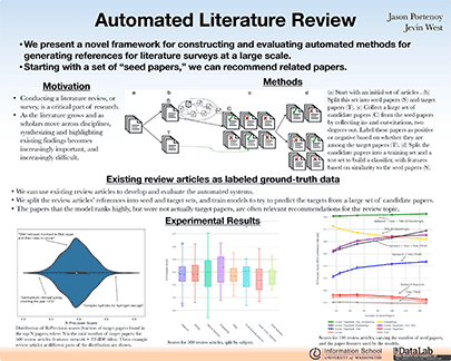 Poster: Automated Literature Review