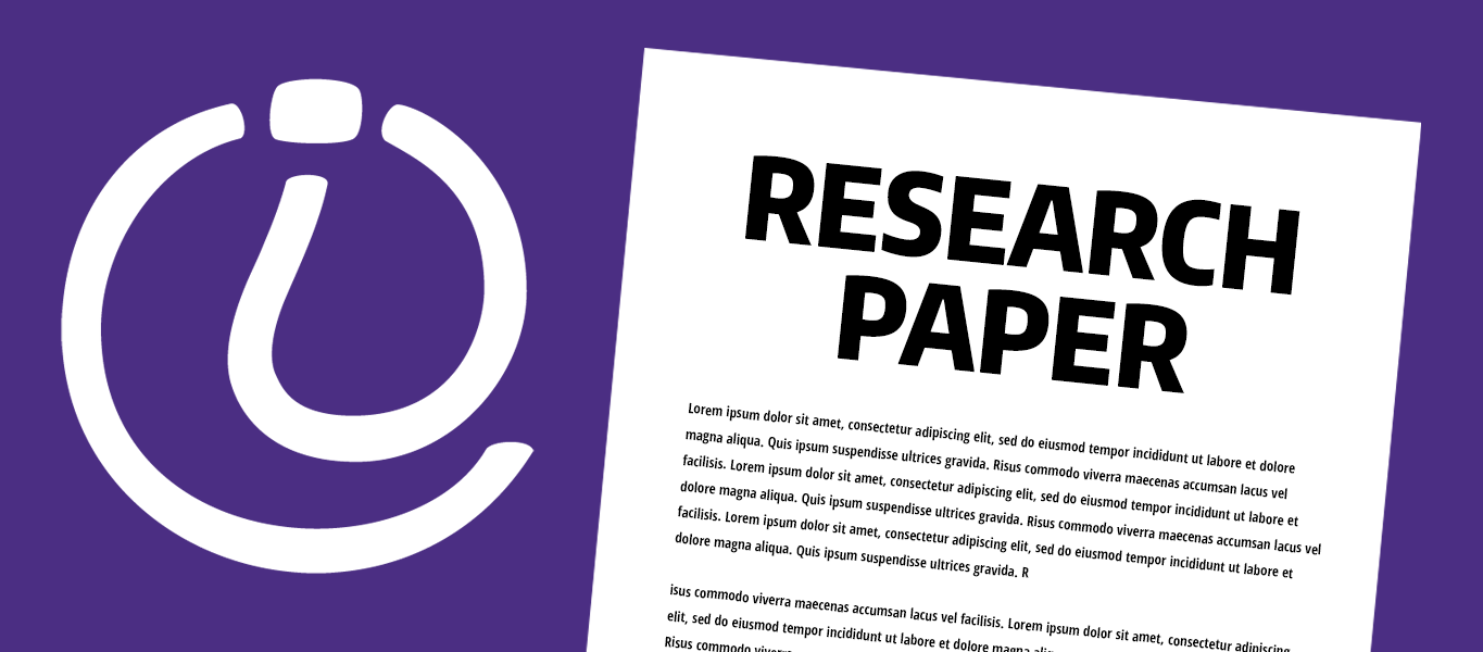 Research paper graphic