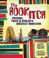 "Book cover: ""The Book Itch"" by Vaunda Micheaux Nelson"