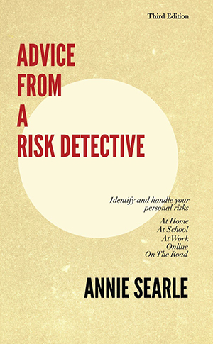 Cover of Advice from a Risk Detective book