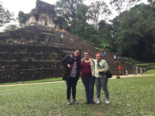 MLIS students in Chiapas, Mexico.
