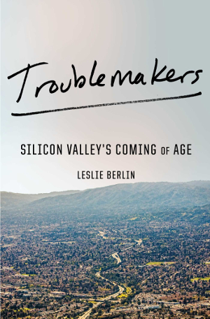 Troublemakers book cover