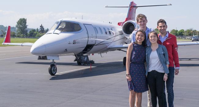 Airlift Northwest Capstone team