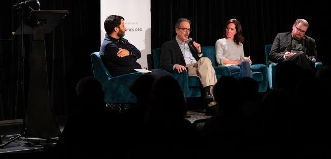 Paul Franco, David Levy, Alexis Hiniker and Joshua Johnston