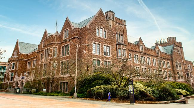 Photo of Mary Gates Hall